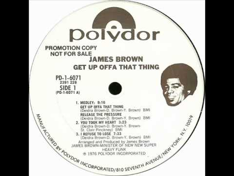 James Brown - Get Up Offa That Thing