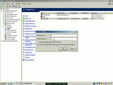 Small Business Server 2003 Best Practices - Pt 3