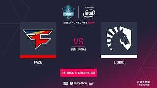 FaZe vs Liquid, game 1