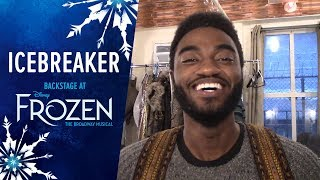 Episode 2: Icebreaker: Backstage at FROZEN with Jelani Alladin
