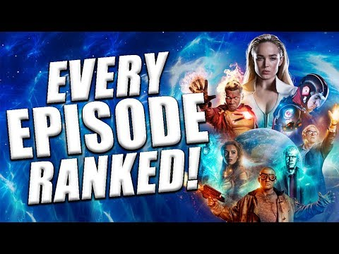 Legends of Tomorrow Season 3: All 18 Episodes RANKED!