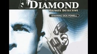 "Video Richard Diamond, Private Detective  -  ""The Plaid Overcoat Case""  (HQ) Old Time Radio/Detective MP3, 3GP, MP4, WEBM, AVI, FLV November 2017"