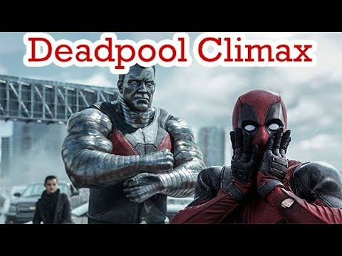 Deadpool Climax Final Battle Scenes