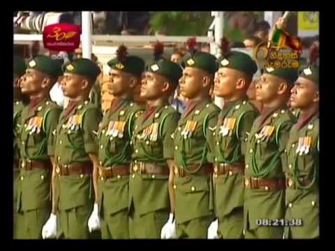 64th National Independence Day Celebration Of Sri Lanka Live From Anuradhapura Part 01