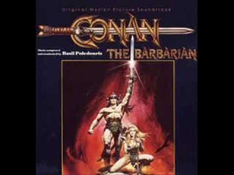"BEST EPIC FANTASY MUSIC EVER – Complete BSO, ""Conan The Barbarian"""