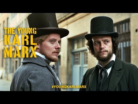 The Young Karl Marx (2018) | Official US Trailer HD