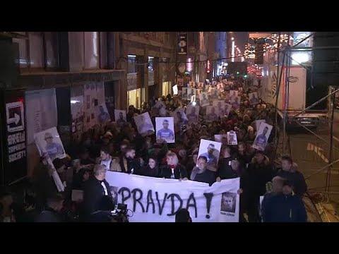 Αντικυβερνητικές διαδηλώσεις με αίτημα δικαιοσύνη και διαφάνεια…
