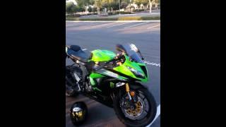 6. 2014 ninja zx6r 636 beginner rider's review