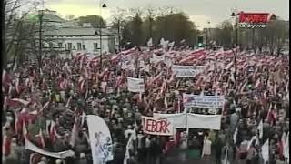 """""""Trzęsimikrofon"""" Ziobro w akcji."""