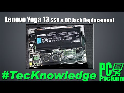 , title : 'Lenovo Yoga 13 SSD & DC Jack Replacement'