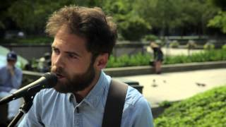 'Rolling Stone' by Passenger, Busking on the Streets