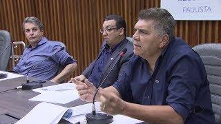 Congresso técnico discute regras da Copa Record de Futsal Masculino