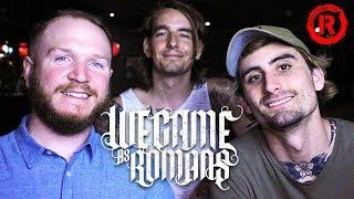 Video We Came As Romans Talk Pop Covers, Warped Memories & Corn Hole MP3, 3GP, MP4, WEBM, AVI, FLV Agustus 2019