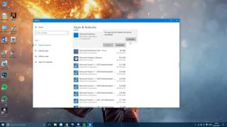 """Here's how to completely disable/remove Microsoft OneDrive from Windows 10 so it won't be popping up with those horrendous pop-ups/notifications anymore. This way, you will remove Microsoft One Drive in Windows 10 entirely, so it also won't be in your task bar and process bar.Specs:Windows 10Asus GTX 1080 StrixIntel i7-6700k (OC)16 GB DDR4 RAMMisc:Sennheiser PC 363D (I use this mic, so if you want a mic test, I guess this video is your answer)Logitech G502Corsair K95Recording software:Nvidia Shadowplay (Geforce Experience)What The Hell is This Channel?Well, I am sick and tired of tutorials on Youtube that give you nothing but bulls@it. They are waaay too slow and waste your time. I do not want subscribers, since I only put up content when I stumple past stuff and it differs from many things, from gaming to editing to making a sandwich... So I make fast and easy """"How To"""" videos.Extra Tags: F%&k people who do this.ID: dsj384nshdveu829LLLdhdja122"""