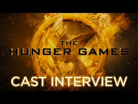 We got to speak to some of the cast of The Hunger Games film during their Atlanta stop of the HG Mall Tour.