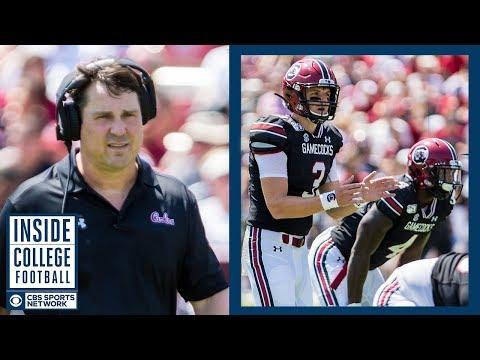 Video: Will Muschamp previews #2 Alabama at South Carolina | Inside College Football