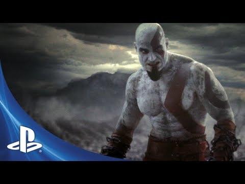 video god of war playstation 4