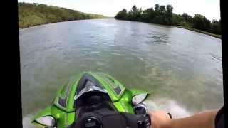 10. Kawasaki Jetski Ultra 310LX and 250X on Lake Austin Texas.