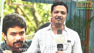 Manikandan at Kadhal 2014 Team Interview