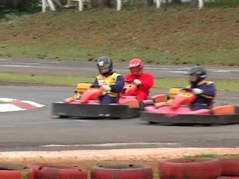 Reportagem UPFTV com Kart Clube Marau - RS