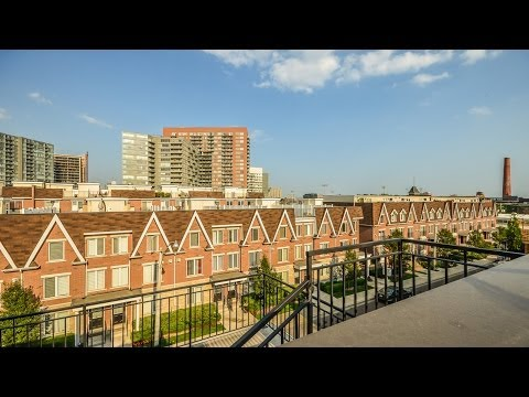 TORONTO TOWNHOUSE FOR SALE: 22 Laidlaw Street, Unit 1232