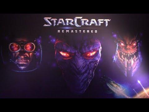 StarCraft Remastered - Прохождение