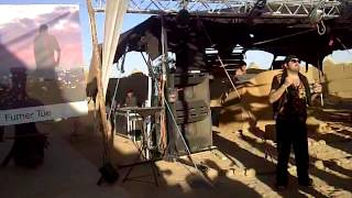 Amine K Moroko Loko Stage @ Transahara 2013