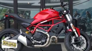 9. 2018  Ducati Monster 797 all new