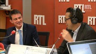 Video Laurent Gerra imite Manuel Valls, invité de RTL MP3, 3GP, MP4, WEBM, AVI, FLV Juli 2017