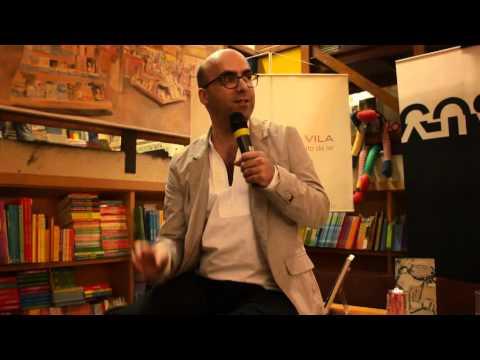 Valter Hugo Mãe fala sobre O Filho de Mil Homens (Brasil)