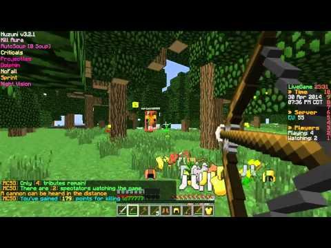 Minecraft Hunger Games – ITA #95(USANDO HACK)