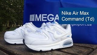 Nike Air Max Command (Td) - фото