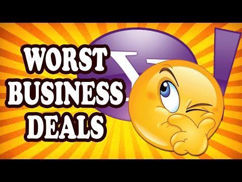 Top 10 Worst Internet Business Deals — TopTenzNet