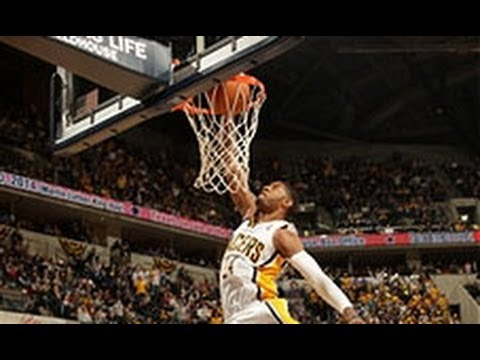 Videos paul george paul georges 360 windmill slam voltagebd Image collections