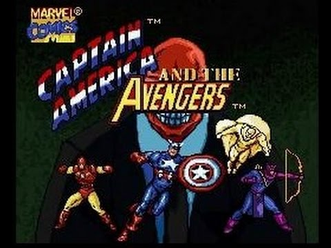 captain america and the avengers super nintendo cheats