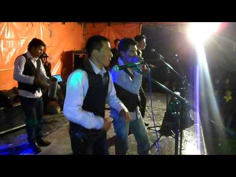 LA ONDA En Vivo 2014 - Carnaval de Angochagua ( 02-03-2014 )