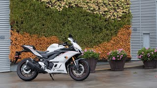 1. 2019 Yamaha YZF-R3 MC Commute Review