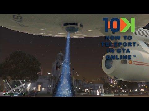 10K Secrets - How To Teleport in GTA V Online