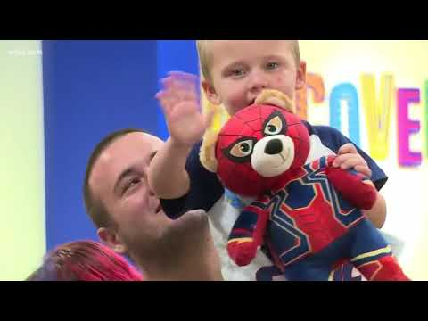 #BuildaBear madness takes over North Texas