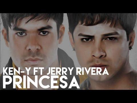 Ken-Y - Princesa ft. Jerry Rivera (Salsa Remix) [Official Audio]