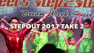 STEPOUT 2017 Take 2 | Phir Milenge Chalte Chalte | SumeetsStep2Step Bollywood Dance Academy