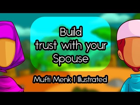 Build Trust with Your Spouse | Blessed Home Series
