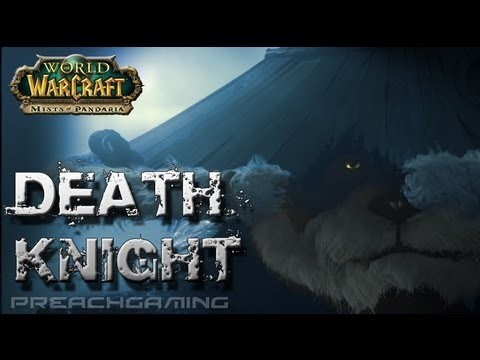 deathknight - Not much happened with the Blood DK in 5.2 so let's take this opportunity to go balls deep on Death Strike www.preachgaming.com.