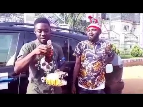 Chief Imo Comedy || Equator Sacks Chief Imo Makes Him To Cry || YULO Part 2
