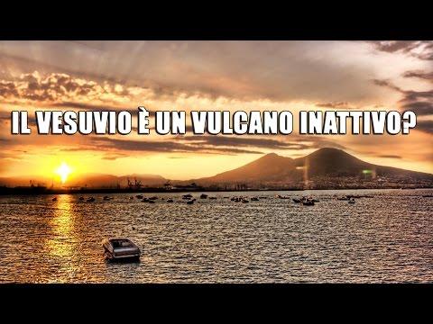 il vesuvio è un vulcano inattivo?