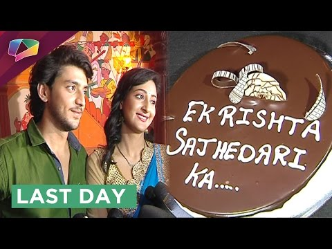 Nikita Meets An Accident| Last Day | Ek Rishta Saa