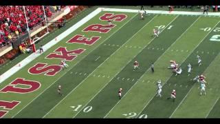 Alfonzo Dennard vs Michigan State 2011