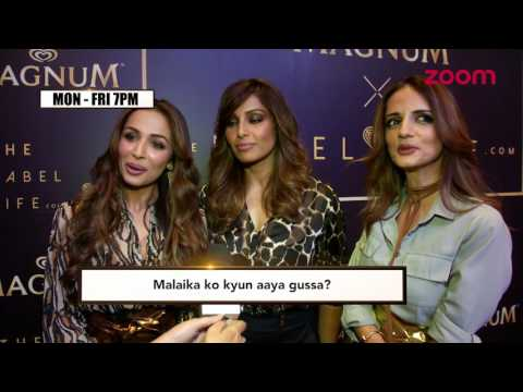Malaika Gets Agitated On Arjun Kapoor Question | E