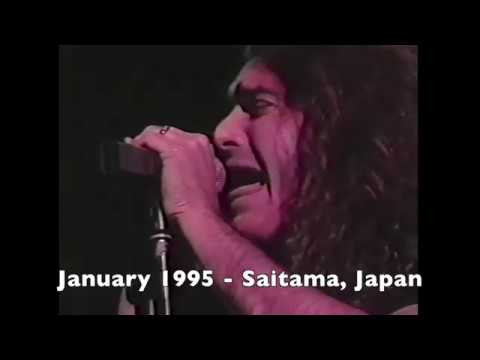 The Downward Spiral Of James LaBrie
