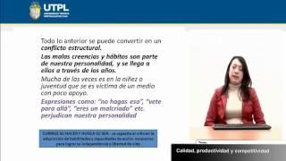 UTPL CALIDAD, PRODUCTIVIDAD Y COMPETITIVIDAD [(GESTIÓN DE LA CALIDAD)]